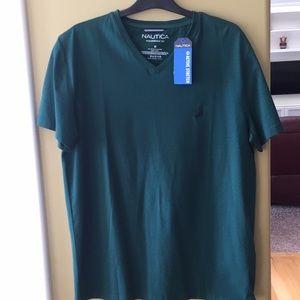 NWT Nautica men's t-shirt